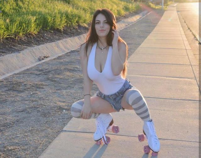 Alexa Pearl, nuestra sexi y rebelde Chica de la Semana