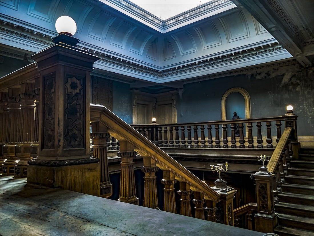 Ireland's Loftus Hall,  Ireland Haunted House