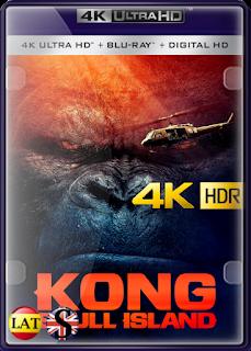 Kong: la Isla Calavera (2017) REMUX 4K UHD HDR LATINO/INGLES
