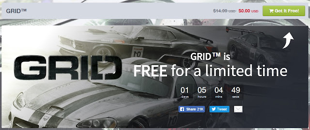 Grid PC, Grid gratis, download game grid