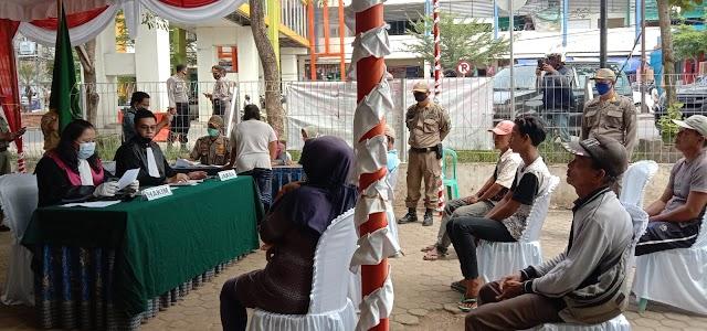 Tak Patuhi Perwako 70 Prabumulih, Masyarakat Disanksi Bayar Denda
