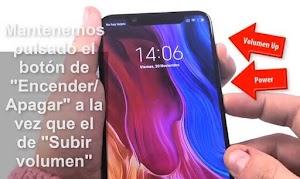 Como apagar o forzar reinicio Xiaomi bloqueado