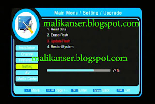 Ost S1506c 2018 D2 V1.4 4MB Flash File Menu