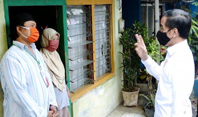 Jokowi: Sudah Ada Obat untuk Corona, Akan Dibagikan dari Rumah ke Rumah