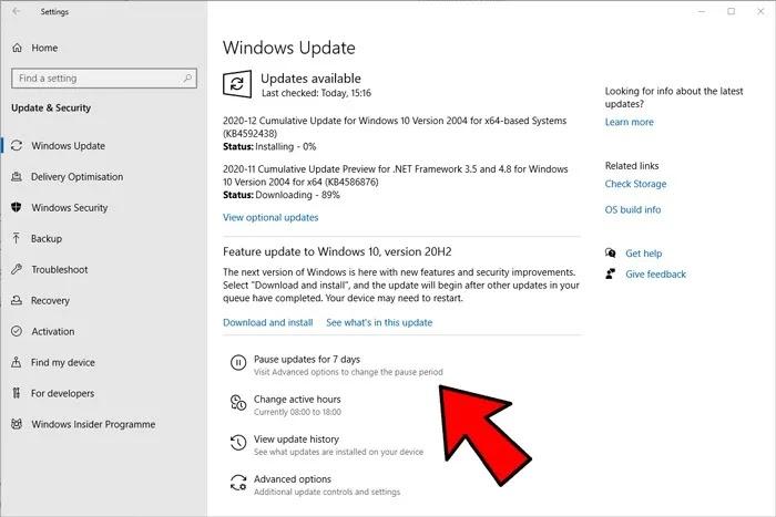 كيفية إيقاف تعطيل تحديثات Windows 10 مؤقتًا