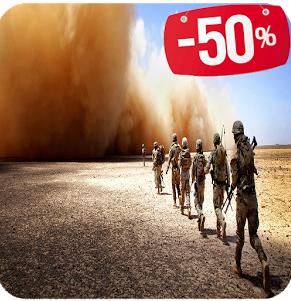 Desert Storm v13 Android APK + OBB Data Mod