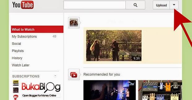 Cara Mencari Uang dari Video Youtube