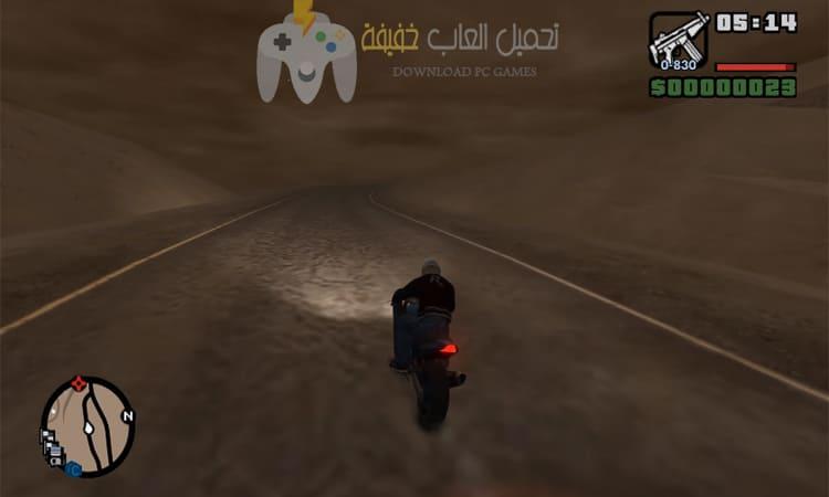 تحميل لعبة جاتا الجديدة GTA IVSA للكمبيوتر