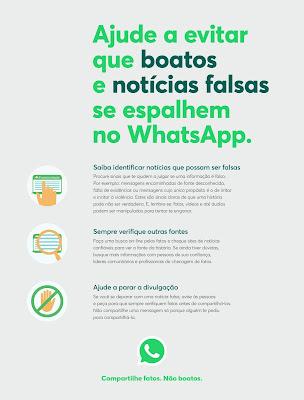 Como identificar e evitar boatos compartilhados via WhatsApp