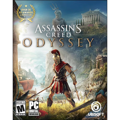 Free Online Download Assassin's Creed Odyssey PC Game 2020