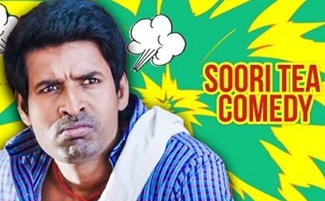 Rajini Murugan – Soori Tea Comedy | Sivakarthikeyan | Keerthy Suresh | D.Imman