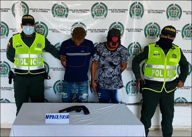 hoyennoticia.com, En  Valledupar capturaron dos atracadores