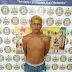Policiais Militares e Policiais Civis de Sena Madureira cumprem mandado de prisão
