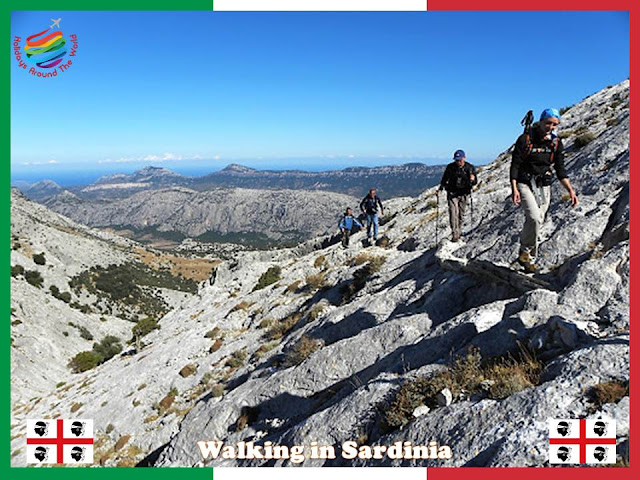 What is Sardinia famous for?