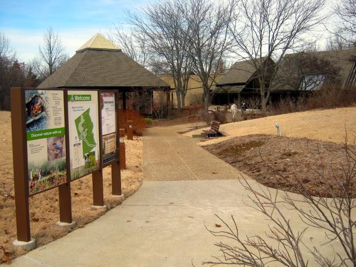 Runge Nature Center Jefferson City Missouri