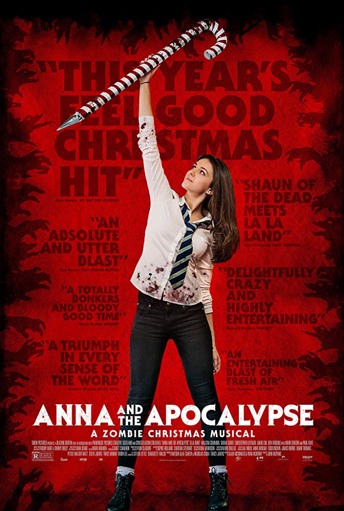Download Anna and the Apocalypse (2018) Subtitle Indonesia