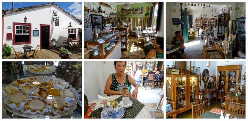 Diário de Bordo - onde comer em Tiradentes - Casa do Sino