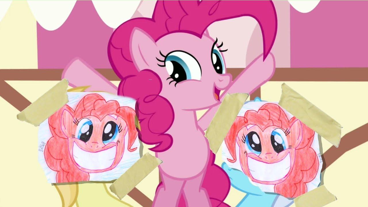 Misterdavie Smile Pinkie Pie Meme Wwwmiifotoscom