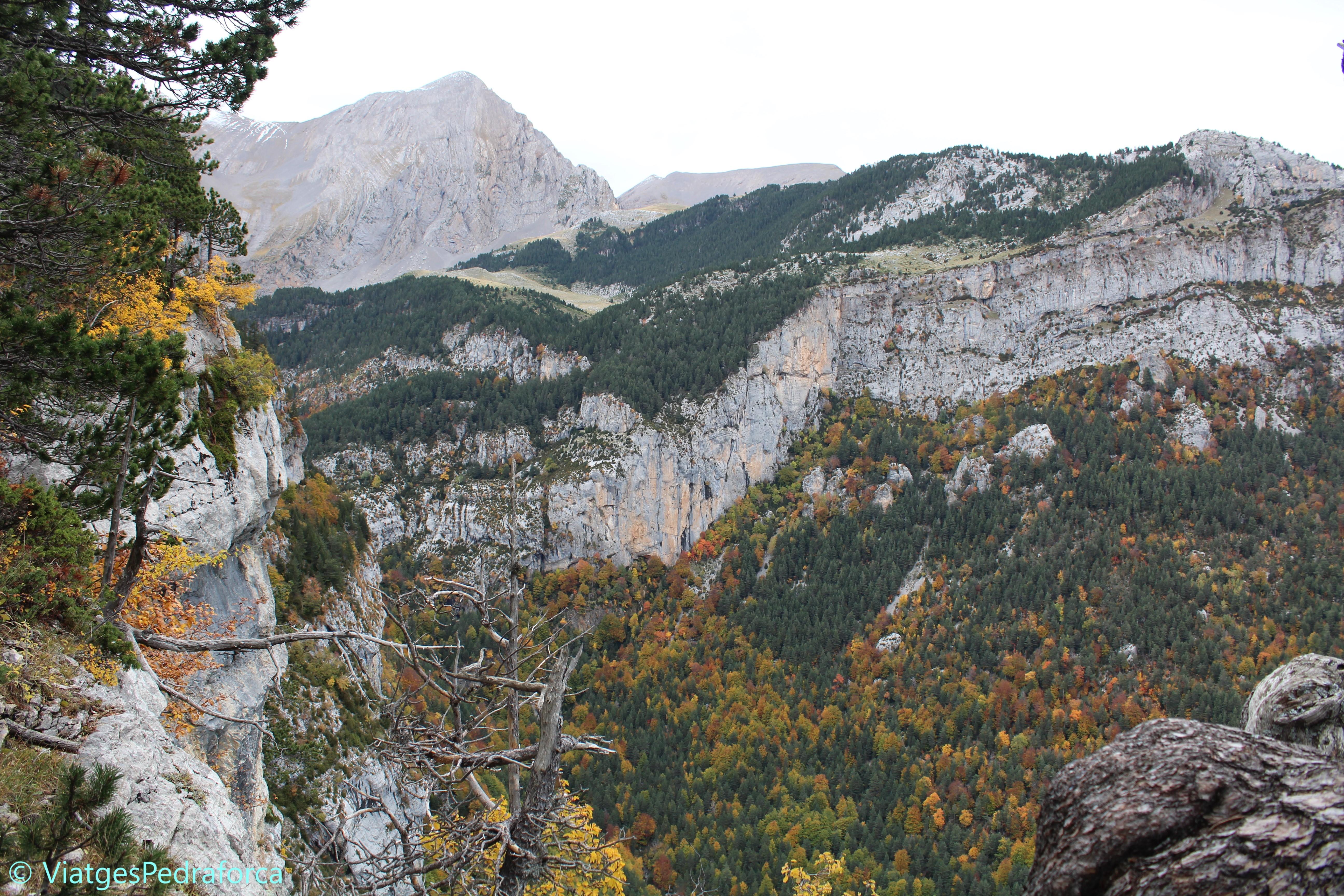 Circo de Armeña, Cotiella, Pirineus, Aragó, Osca, senderisme, ruta senderista, fotografia de atura
