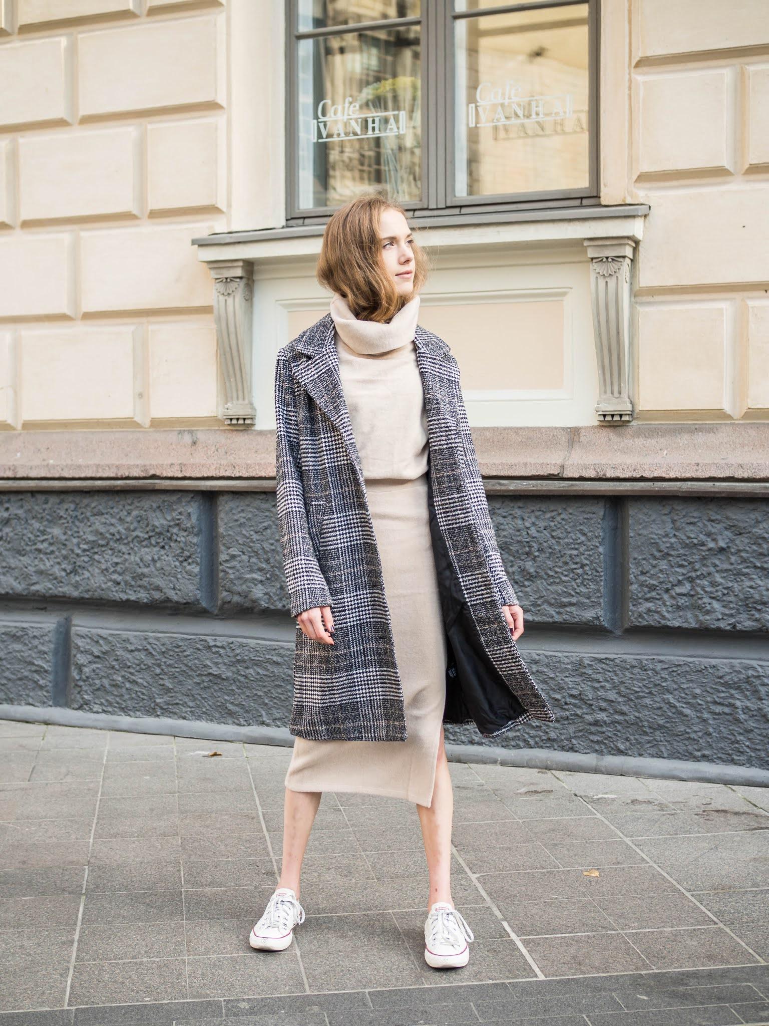Syksyn ja talven takkimuoti // Autumn and winter coat fashion