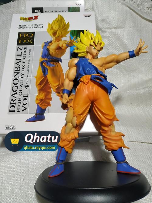(Bs. 110) Dragon Ball Z: Super Saiyan Son Gokou (Marca Banpresto)