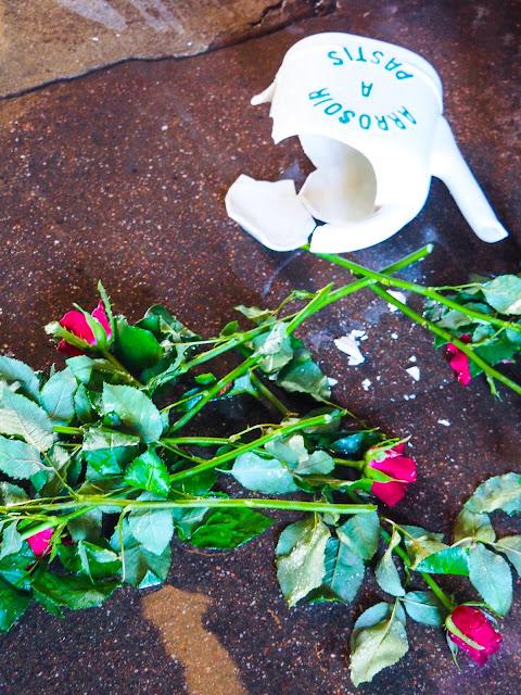 Valentijnsbloemen