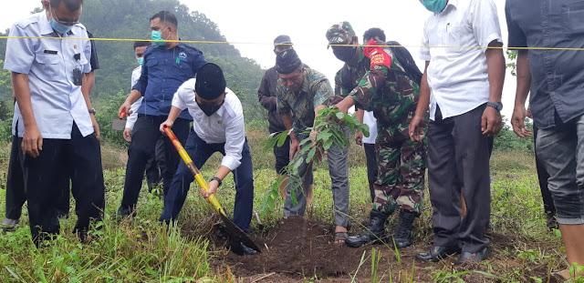 Tiga Hektare Lahan di Labbo Bantaeng Bakal Jadi Kebun Wisata Buah