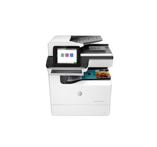 HP PageWide Managed Color MFP E77650 Driver Download, Review