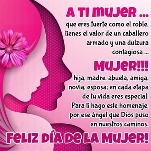 Muy Feliz Dia Mujer Mejores frases de feliz día de la mujer trabajadora. muy feliz dia mujer