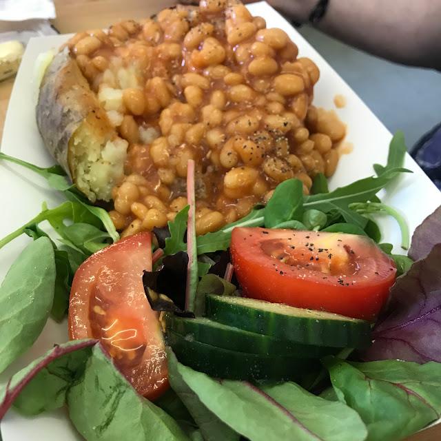Godstone Farm, Surrey Review - Food & Drink
