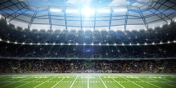 Image Showing The Grand Football Stadium