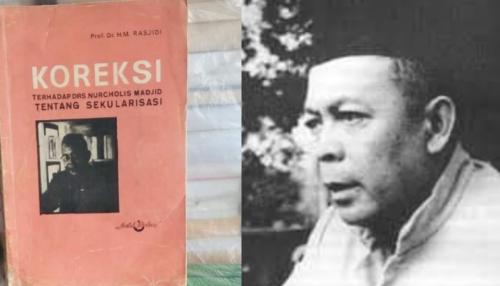 Rasjidi, dan Sekularisme di Indonesia