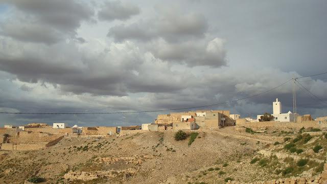 قرية تاوجوت الامازيغية تونس taoujout