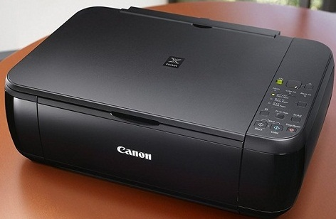 Tinta Hitam Tidak Keluar Pada Printer Canon Mp287