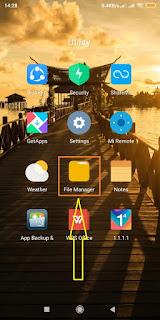 Aplikasi File Manager Xiaomi Xiaomiintro