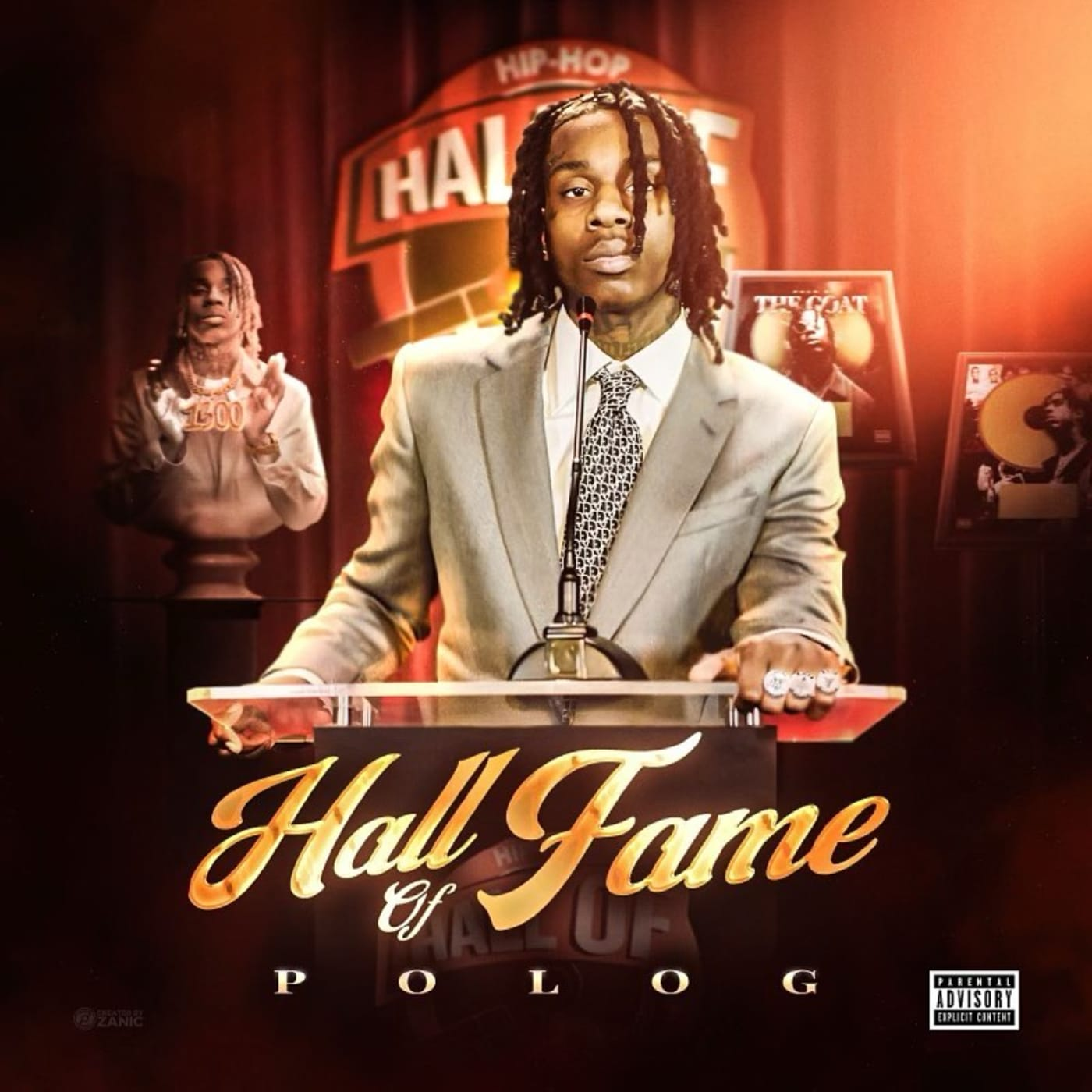 polo g rapper pop smoke dababy facts interview cool interesting chicago hip hop album age height name