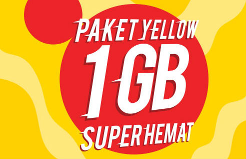Cara Daftar Paket Yellow Indosat IM3 Lewat SMS dan Aplikasi MyIM3