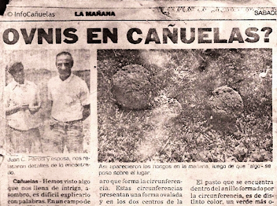 The Day UFOs Invaded Uribelarrea