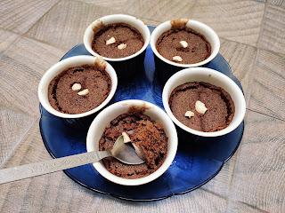 3 minutes mug cake recipe