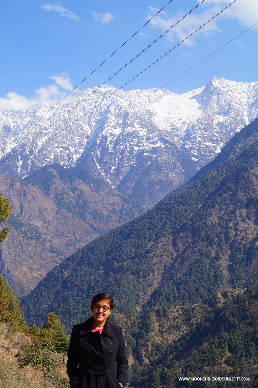 Himachal Pradesh Travel, Mcleodganj, Naddi , Indian travel blogger
