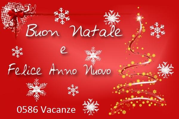 Auguri Di Buon Natale Ufficio.Blog 0586 Vacanze Auguri Di Buon Natale E Felice Anno Nuovo