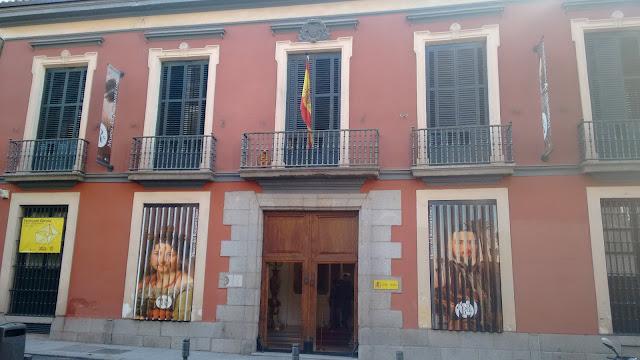 Museo del Romanticismo. Museo del Romanticismo.