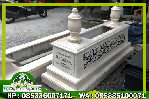 Makam Marmer Minimalis, Pembuat Kijing Marmer, Gambar Makam Di Jakarta
