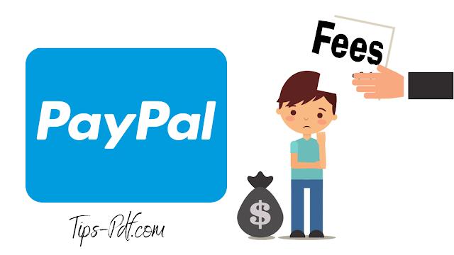 الباي بال PayPal تفرض رسوما جديدة للحسابات غير النشطة