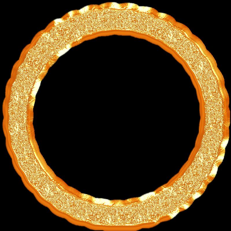 Gifs marcos para fotos redondos o circulares for Marcos de espejos redondos