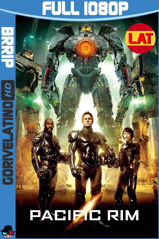 Titanes del Pacífico (2013) BRRip 1080p Latino-Ingles MKV