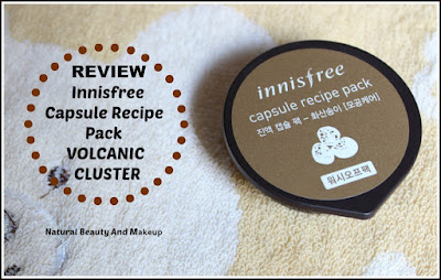 Title of Innisfree Capsule Recipe Pack Volcanic Cluster