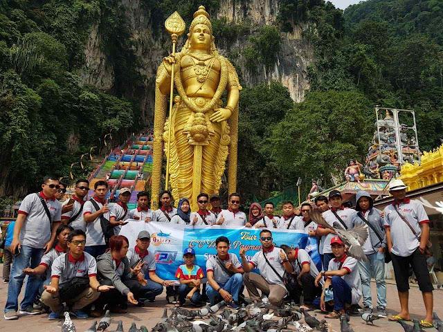 Tempat Wisata di Malaysia Batu Caves