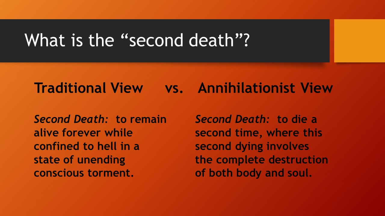 Parresiazomai what is the second death part 1 symbols and meanings a brief explanation of the traditional view of the second death buycottarizona