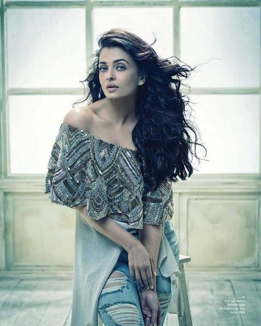 Aishwarya hot in Filmfare Magazine Latest Photoshoot